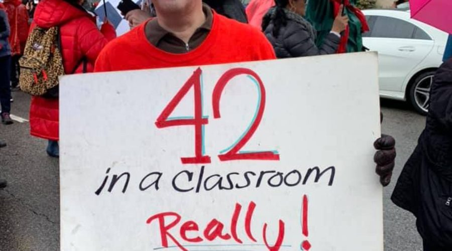 LAUSD Teacher Strike, Schoology and the future of social ...